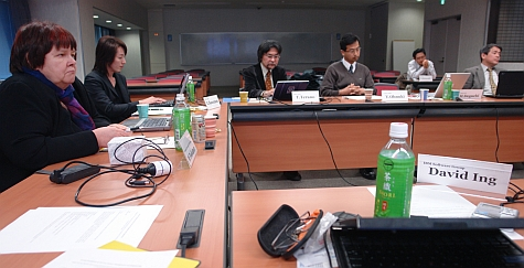 SSME workshop, discussion late